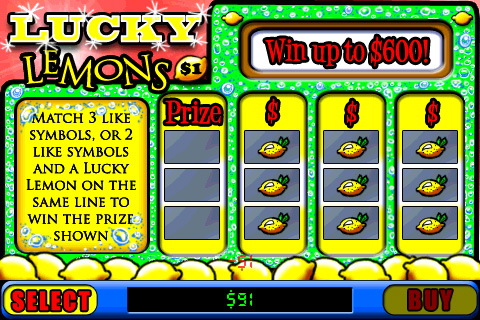 Screenshot Scratch 'n Win! Lite