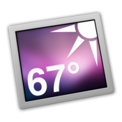 WeatherMin - Now with menu bar weather!