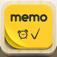ユニークボード : メモノートと手書き
